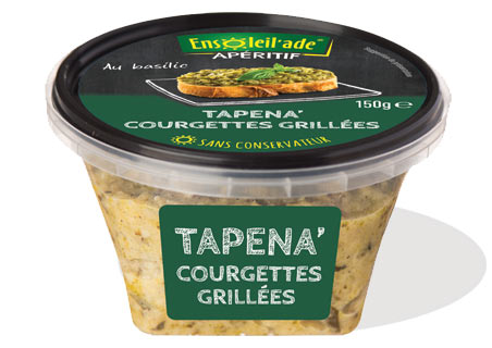 Tapena Courgettes